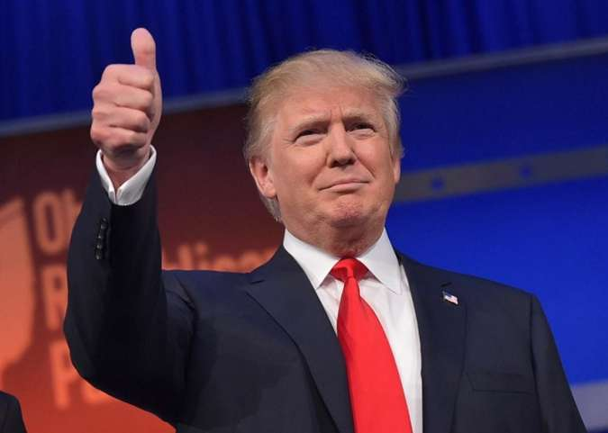डोनाल्ड ट्रम्प अमेरिकी राष्ट्रपतिमा निर्वाचित