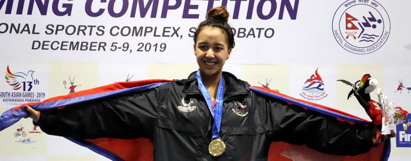 नेपालले जित्यो ४९ स्वर्ण पदक