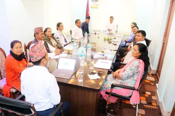 सरकारलाई सुझाव दिन समिति